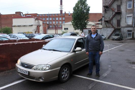 автоинструктор в Калининском районе
